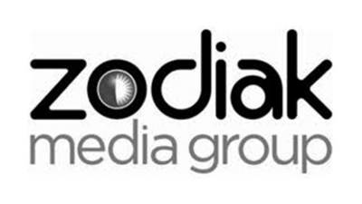 Logo of Zodiak Media